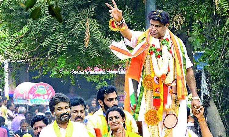 MLA balakrishna, టీడీపీ ఎమ్మెల్యే బాలకృష్ణకు ఝలక్.. పార్టీ వీడిన మరో ఎమ్మెల్యే..!