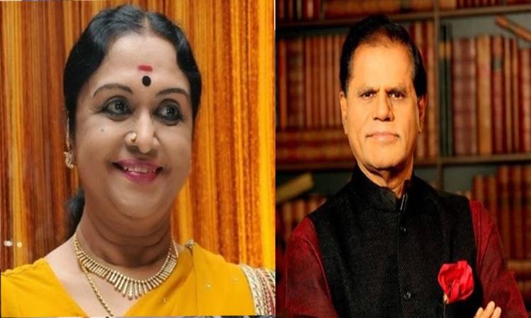 , ప్రముఖ నటి బి.సరోజాదేవికి 'విశ్వనట సామ్రాజ్ఞి' బిరుదు