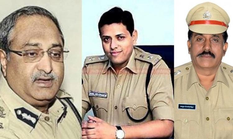 Andhra Pradesh Government files Petition in high court on ips officers transfers, ఏపీ అధికారుల బదిలీలపై హైకోర్టులో లంచ్ మోషన్ పిటిషన్