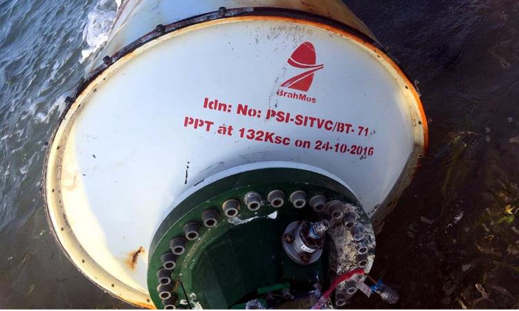 BrahMos Missile Part Washed Ashore In Tamil Nadu, పనైకులం తీరంలో బ్రహ్మోస్ క్షిపణి శకలం
