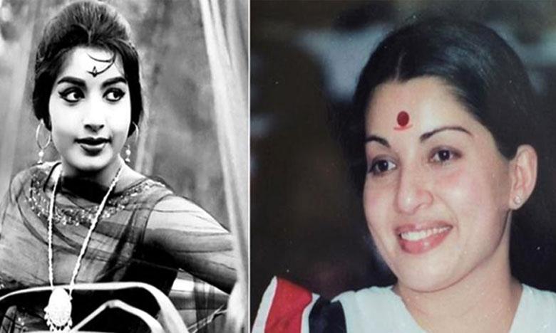 Jayalalitha bio pic queen websiries poster release, 'క్వీన్'గా శివగామి.. వెబ్ సిరీస్లోకి ఎంట్రీ