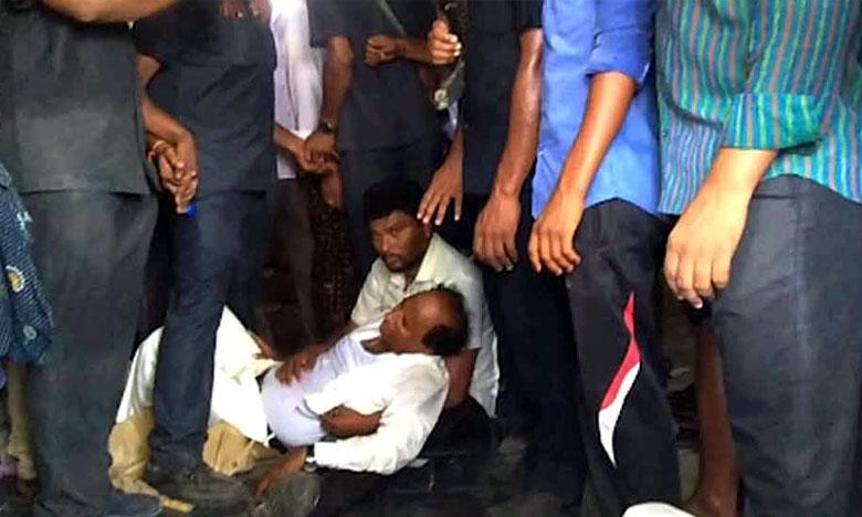 Police Arrested Suspected Persons, స్పీకర్ కోడెల దాడి కేసులో నిందితుల గుర్తింపు