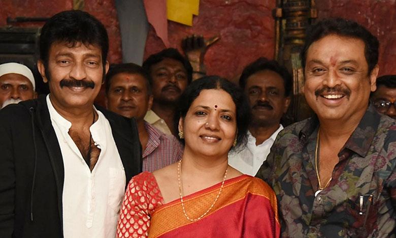 Jeevitha Rajasekhar gives clarity on MAA Association controversy, 'మా'లో గొడవ ఎందుకంటే..? క్లారిటీ ఇచ్చిన జీవిత..!
