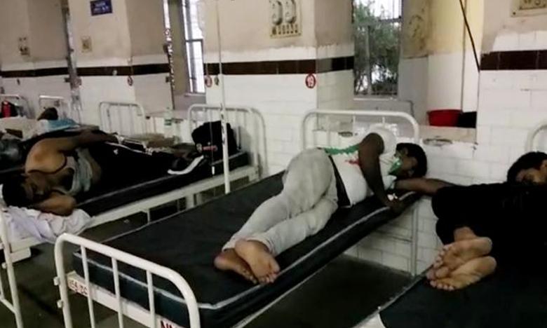 Robbery in Yeshwantpura Sampark Kranti Express Train, రైలులో విష ప్రయోగం.. సొమ్ముతో దొంగల పలాయనం..