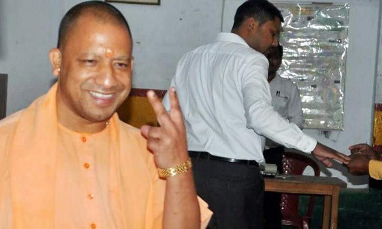 Uttar Pradesh CM Yogi Adityanath, ప్రజలు సంక్షేమానికే మద్దతిస్తారు: సీఎం యోగి