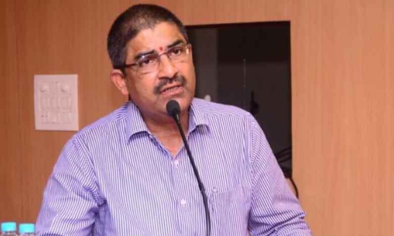 Former SAP chairman, చట్టాన్ని ఉల్లంఘించారంటూ… సీఎస్ సుబ్రహ్మణ్యంపై ఫిర్యాదు
