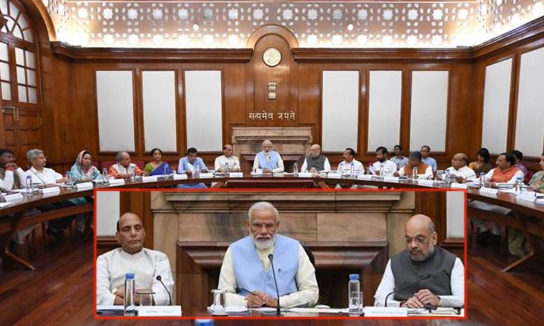 Modi Cabinet Meets For The First Time, కేంద్ర కేబినెట్ తొలి భేటీ..రైతుల కోసం కీలక నిర్ణయం