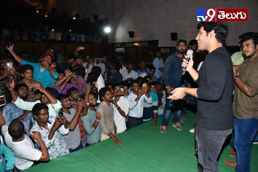 ABCD Success meet Photos, భ్రమరాంబా థియేటర్లో అల్లు శిరీష్ సందడి  ఫొటోస్