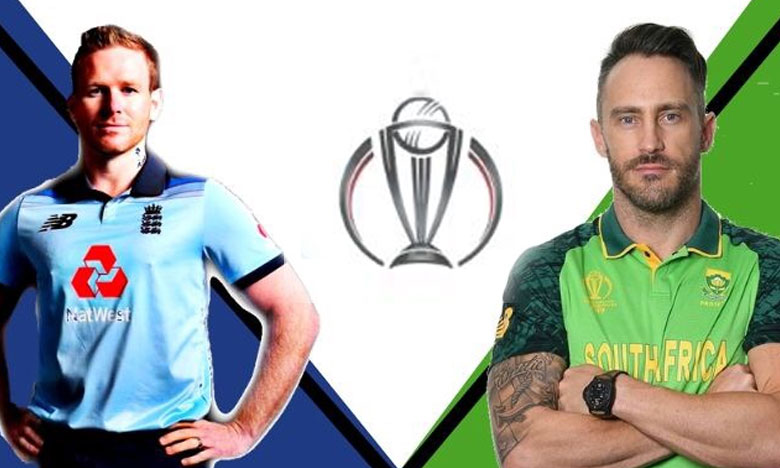 ICC Cricket World Cup, వరల్డ్కప్ 2019: ఇంగ్లాండ్ vs సౌతాఫ్రికా