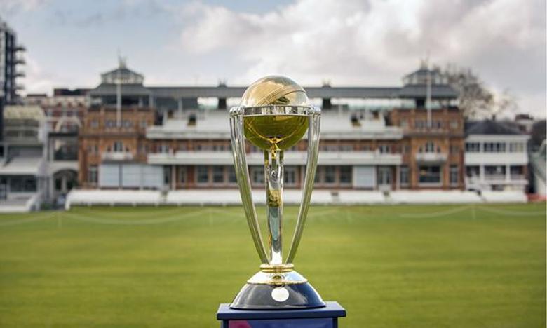 World Cup 2019, వాల్డ్ కప్ ప్రారంభ వేడుకలు అదుర్స్!