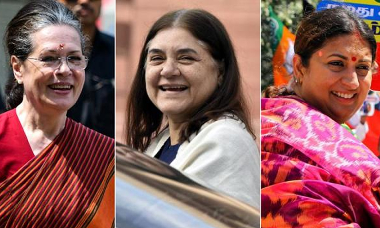 India elects a record 78 women to 17th Lok Sabha, మహిళా ఇక ఏలిక నీదే!