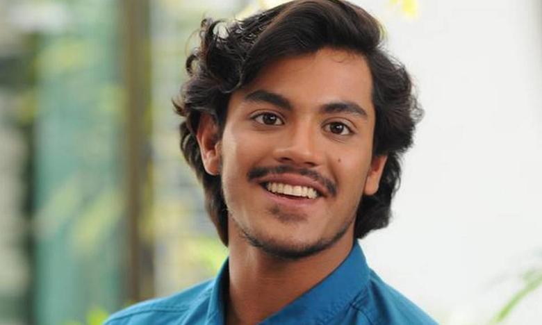 Late Srihari son Meghamsh's film debut, దివంగత నటుడు శ్రీహరి తనయుడు హీరోగా 'రాజ్ధూత్'
