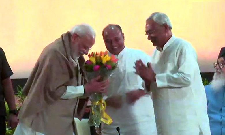 Shah congratulates 'Team Modi Sarkar' for 5 years; hosts dinner for NDA allies, ఎన్డీఏ నేతలకు అమిత్షా డిన్నర్