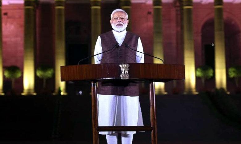 Modi Oath, మోదీ ప్రమాణ స్వీకారానికి వాళ్ళే ' స్పెషల్ గెస్ట్స్ '!