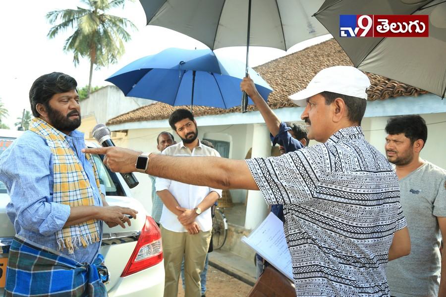 kousalya KrishnaMurthy The Cricketer, 'కౌసల్య కృష్ణమూర్తి.. ది క్రికెటర్'  వర్కింగ్ స్టిల్స్