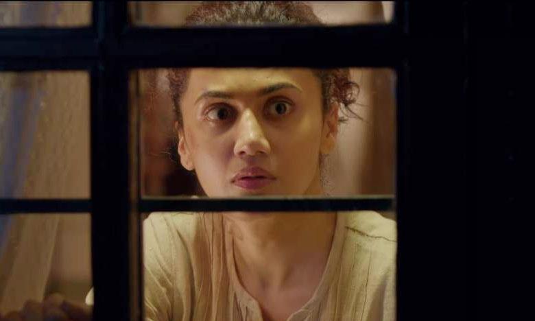 Tapsee Game Over, హడలెత్తిస్తున్న తాప్సీ హారర్.. 'గేమ్ ఓవర్'!