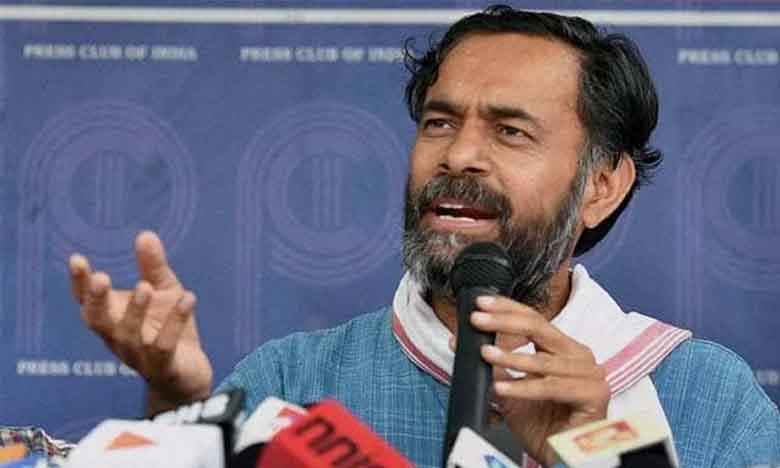 Congress Must, కాంగ్రెస్పై యోగేంద్ర యాదవ్ ఫైర్