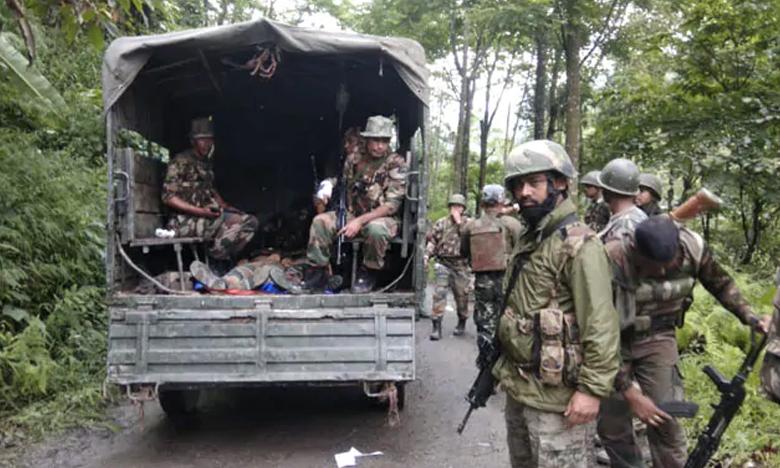 Terrorists Ambush Assam Rifles Personnel In Nagaland, ఈశాన్యంలో టెర్రర్ అటాక్…ఇద్దరు జవాన్ల వీరమరణం