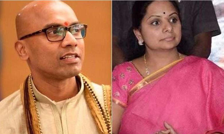 KCR's daughter Kavitha defeat in Lok Sabha Elections 2019, కవితకు ఝలక్…. అరవింద్ గెలుపు