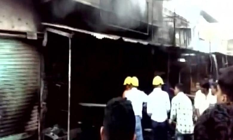 Firecrackers Factory, బాణాసంచా తయారీ కేంద్రంలో భారీ పేలుడు, ముగ్గురు మృతి