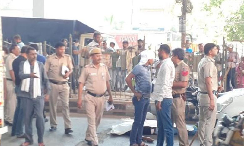 Gang war in Delhi, హస్తినలో గ్యాంగ్ వార్.. కాల్పుల్లో ఇద్దరు హతం