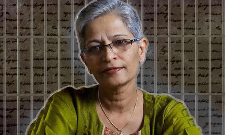 Gauri Lankesh, గౌరీ లంకేశ్ హత్య కేసు: సిట్కు రూ.25లక్షల నగదు బహుమతి
