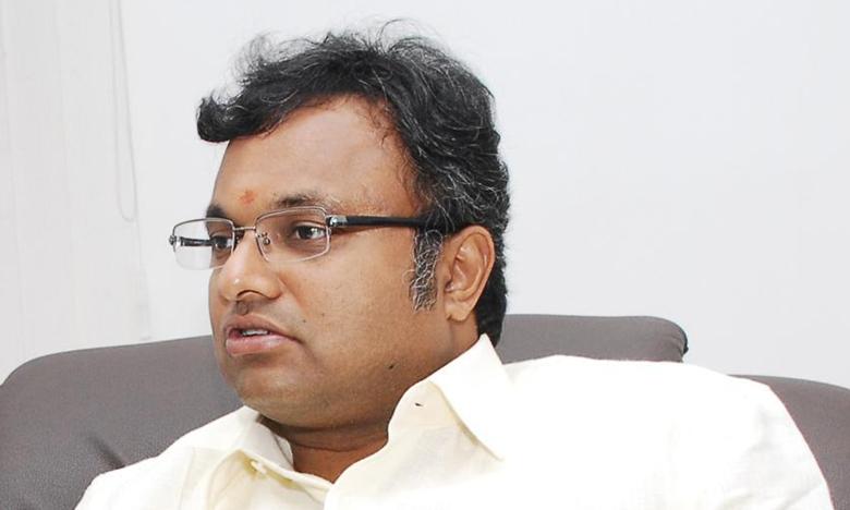 SC dismisses plea by Karti Chidambaram, కార్తీ చిదంబరానికి సుప్రీం ఝలక్