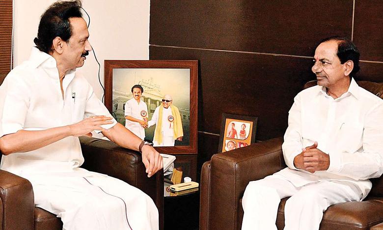 DMK Chief Stalin, థర్డ్ ఫ్రంట్కు నో ఛాన్స్ : స్టాలిన్