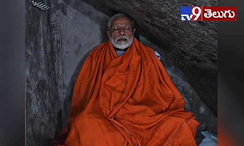 Did pm modi pray for poll victory ?, దేవుడ్ని నేనేమీ కోరలేదు..మరి..ఎందుకీ ధ్యానముద్ర ?