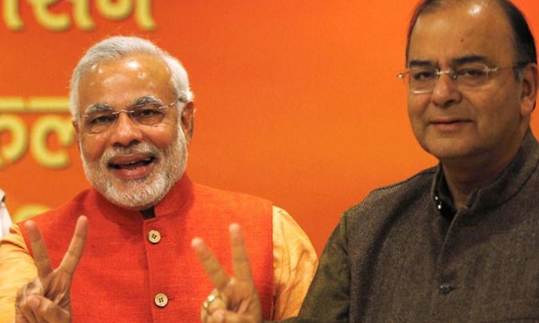 Narendra Modi, జైట్లీతో మోదీ భేటీ.. పార్టీ వర్గాల్లో ఉత్కంఠ!