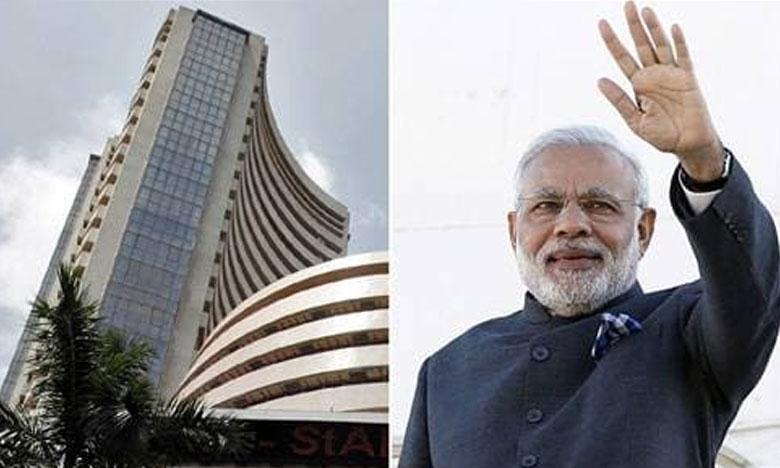 Stock Markets, మళ్లీ మోదీయే అన్న ఎగ్జిట్ పోల్స్.. దూసుకుపోతోన్న స్టాక్ మార్కెట్లు