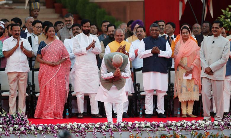 Cabinet portfolios Announced, మోదీ టీంలో కొత్త మంత్రులు వీరే…