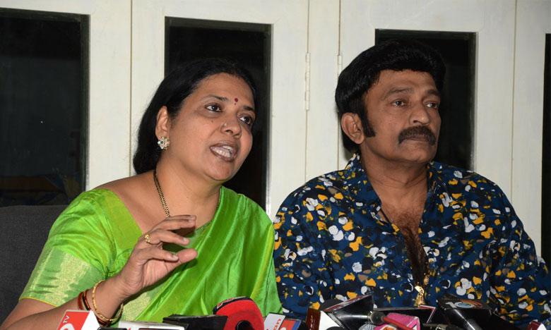 Jeevitha Rajasekhar, ఆ క్రెడిట్ నాగబాబుది కాదు.. మాదే – జీవితా రాజశేఖర్