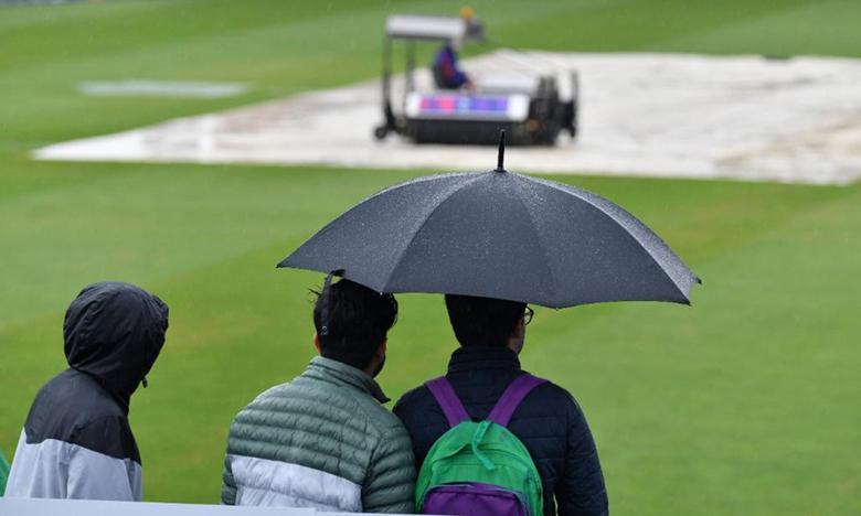 ICC World Cup 2019, పాక్- శ్రీలంక మ్యాచ్ను వరుణుడు మింగేశాడు