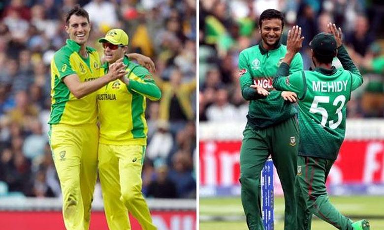 Cricket World Cup 2019, టాస్ గెలిచి బ్యాటింగ్ ఎంచుకున్న ఆసీస్