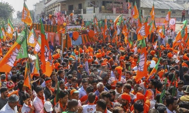 BJP, ఎన్నికల ఖర్చు 60వేల కోట్లు… అందులో బీజేపీది 45 శాతం