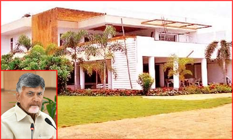 CRDA Officers likely to issue notice to Lingamaneni Properties, బాబు ఇల్లే నెక్ట్స్ టార్గెట్..లింగమనేనికి త్వరలో నోటీసులు