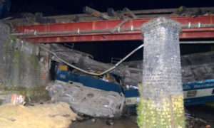 Bangladesh Train Accident, పట్టాలు తప్పిన ఎక్సప్రెస్.. ఐదుగురు మృతి