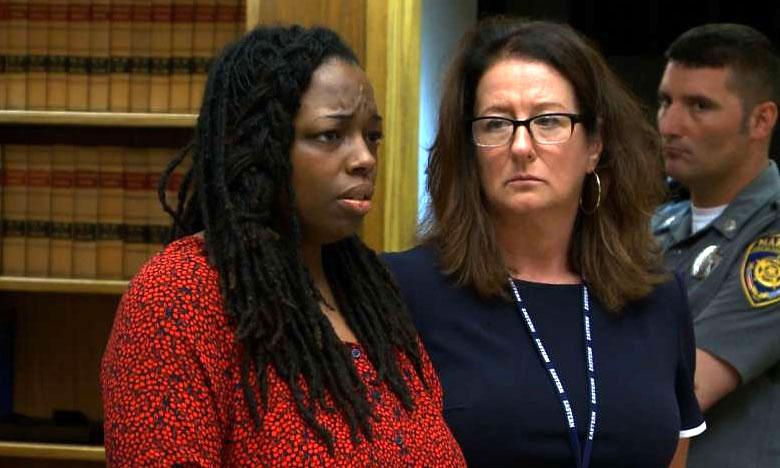 East Haven mother sentenced to 120 years, బిడ్డలను చంపిన తల్లికి 120ఏళ్ల జైలు శిక్ష