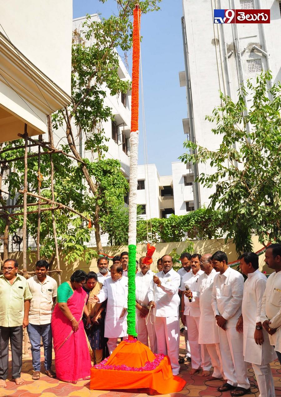 BJP Telangana Formation Day Celebrations, బీజేపీ కార్యాలయంలో 'తెలంగాణ రాష్ట్ర అవతరణ దినోత్సవ' వేడుక ఫొటోస్