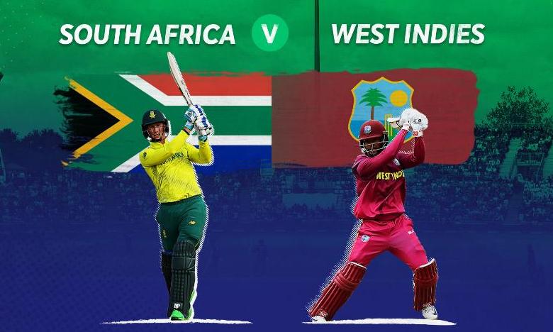 ICC World Cup 2019, టాస్ గెలిచి బౌలింగ్ ఎంచుకున్న విండీస్