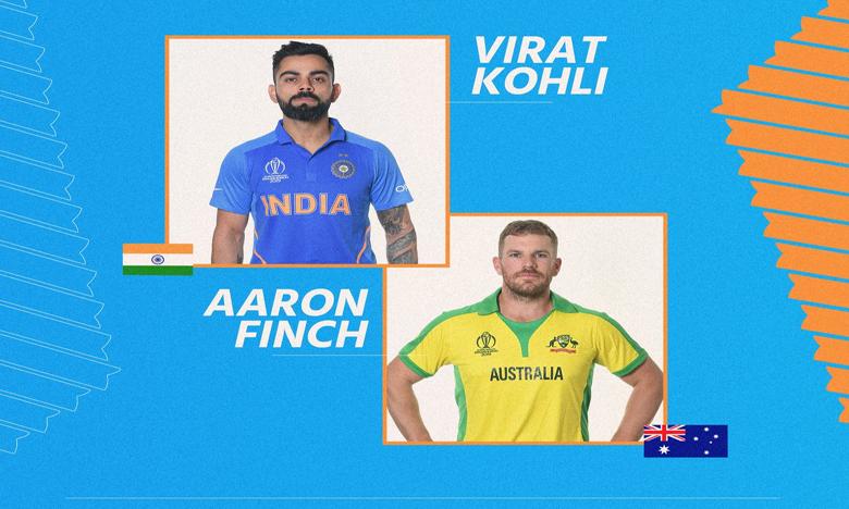 ICC, వరల్డ్ కప్ 2019: భారత్ VS ఆస్ట్రేలియా మ్యాచ్ లైవ్ అప్డేట్స్