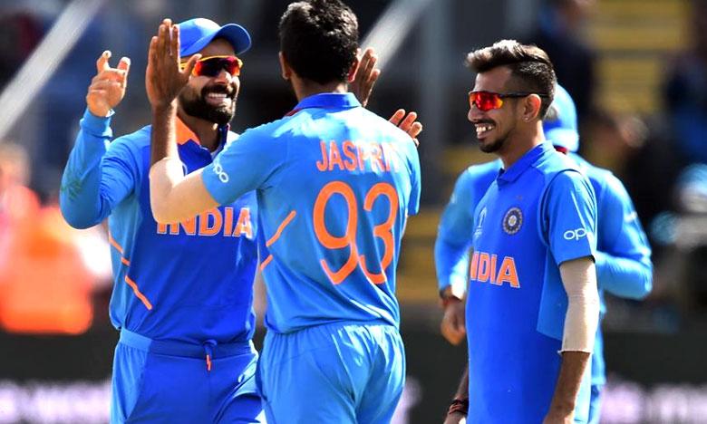 ICC Cricket World Cup 2019, సఫారీలపై భారత్ సవారీ