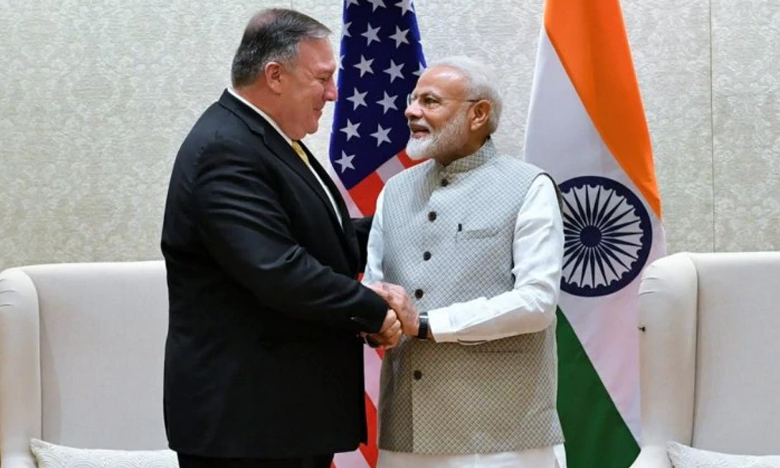 Mike Pompeo US Secretary, భారత ప్రయోజనాలకు ప్రాధాన్యత..