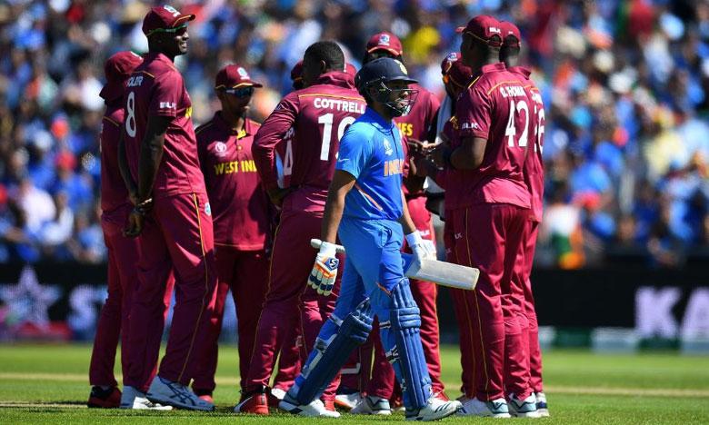 ICC World Cup2019, విండీస్ విజయ లక్ష్యం.. 269