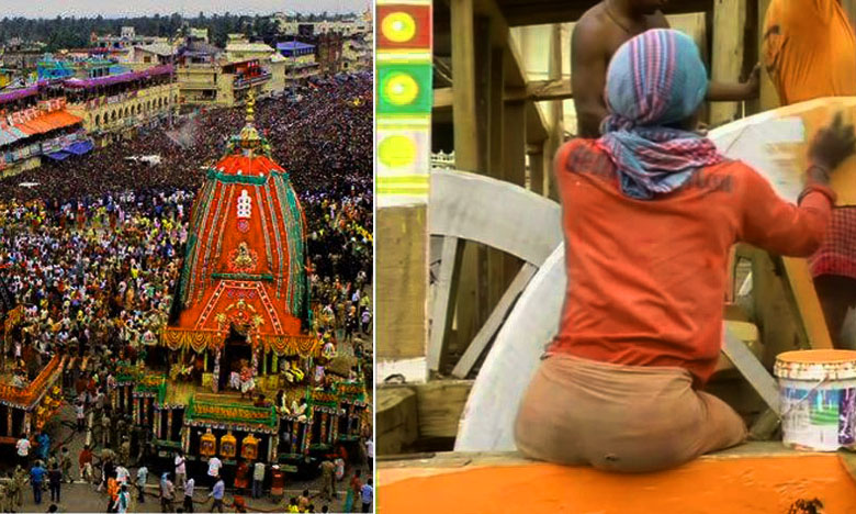 Rath Yatra 2019, పూరి రథయాత్రకు ఏర్పాట్లు షురూ..!