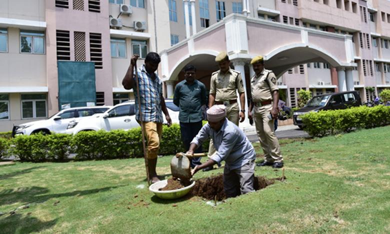 Telangana Secretariat, నూతన సచివాలయానికి రేపే భూమిపూజ