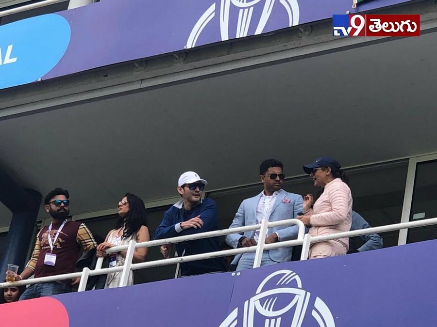 Mahesh Babu Photos In Ovel Stadium, ఒవెల్ స్టేడియం లో 'మహేష్ బాబు' హంగామా ఫొటోస్