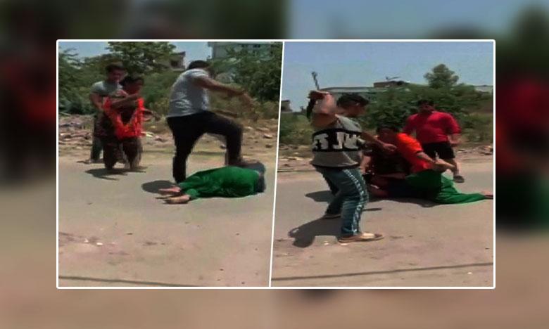 Congress Counselor attack, మహిళ పై దాడి చేసిన కాంగ్రెస్ కౌన్సిలర్ సోదరుడు