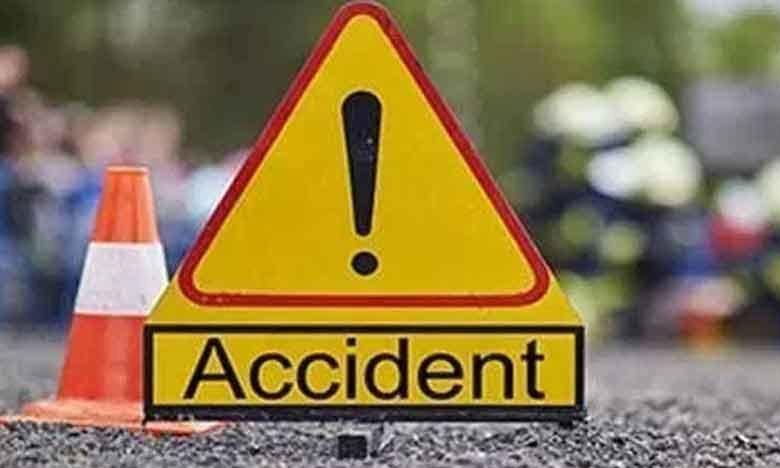 Major Road Accident, విశాఖలో ఘోర రోడ్డు ప్రమాదం, ఐదుగురు మృతి